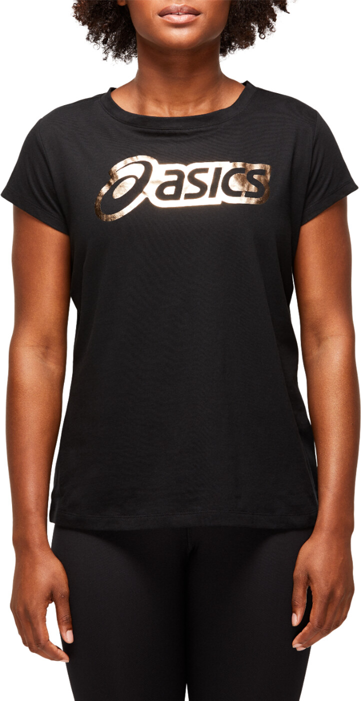 ASICS LOGO GRAPHIC TEE - Damen